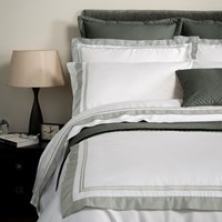 Christy Coniston Duvet Cover Silver Single