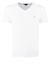Gant Fitted Basic Tshirt White