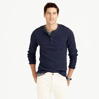 J.Crew Tall Wallace And Barnes Thermal Henley
