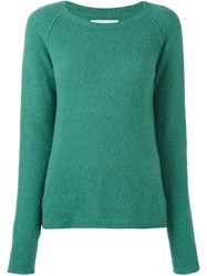 Humanoid 'Bab' Jumper Green