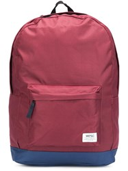 Wesc 'Chaz' Backpack Red