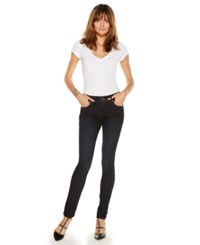 Inc International Concepts Elastic Waist Skinny Jeans Darling Wash