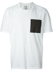 Wooyoungmi Patch Pocket T Shirt White