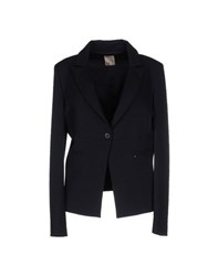 Toy G. Suits And Jackets Blazers Women Dark Blue