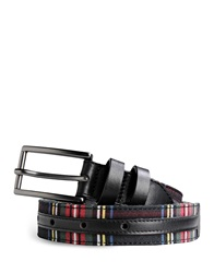 Mauro Grifoni Belts Black
