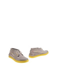 Preventi Ankle Boots Light Grey