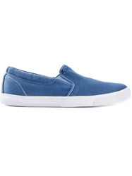 Armani Jeans Classic Slip Ons Sneakers