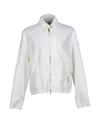 Jeckerson Coats And Jackets Jackets Men White