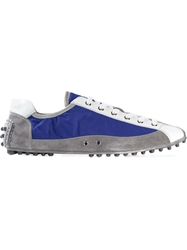 Car Shoe Moccasin Sole Sneakers Blue