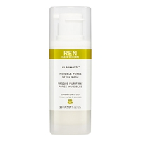 Ren Clarimattetm Invisible Pores Detox Mask 50Ml