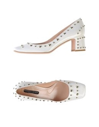 Alberto Gozzi Pumps White