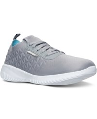 Reebok Women's Revolution Casual Sneakers From Finish Line Flat Grey Ash Grey White