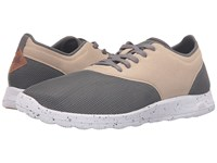 Freewaters Sky Trainer Mesh Tan Grey Men's Shoes