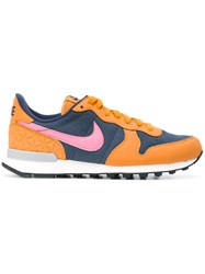 Nike 'Internationalist Premium Sunset Pack' Sneakers Yellow And Orange