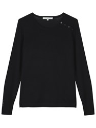 Gerard Darel Marylebone Jumper Navy Blue