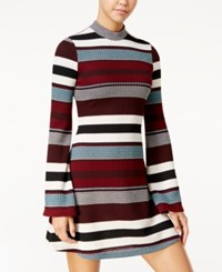 American Rag Striped Sweater Dress Only At Macy's Multi