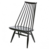 Mademoiselle Chair Black Artek Mademoiselle Lounge And Sofas Furniture Finnish Design Shop