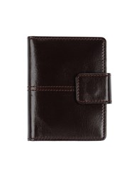Tod's Small Leather Goods Document Holders Men Maroon