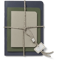 Antica Cartotecnica Set Of Three Notebooks Mr Porter