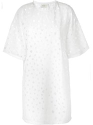 Stine Goya 'Kepler' Dress White