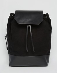 Royal Republiq Bucket Backpack Black