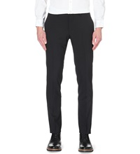 Tiger Of Sweden Herris Wool Blend Trousers Black