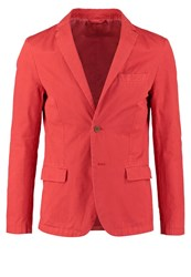Pier One Suit Jacket Red