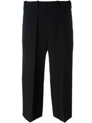 Neil Barrett Cropped Trousers Black