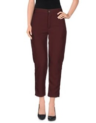 True Tradition Casual Pants Maroon