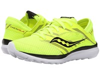 Saucony Kineta Relay Citron Black Men's Running Shoes