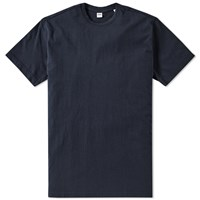 Aspesi Basic Tee Blue