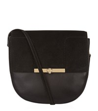 Claudie Pierlot Alias Cross Body Bag Female Black