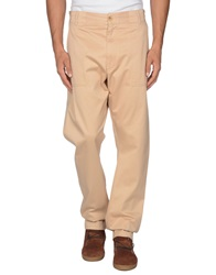 Galliano Casual Pants Sand