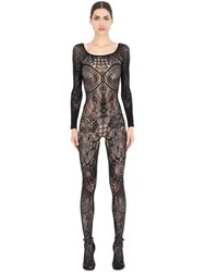 Emilio Cavallini Tattoo Effect Bodysuit