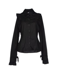 Gianfranco Ferre Gf Ferre' Shirts Black