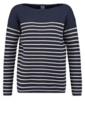 Gap Jumper White Stripe