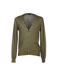 Imperial Star Imperial Cardigans Khaki