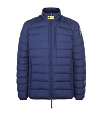 Parajumpers Lightweight Down Jacket Male Navy
