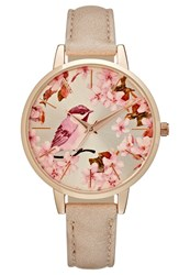 New Look Enchanted Watch Candy Pink