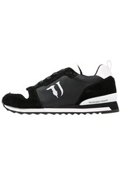 Trussardi Jeans Trainers Black White