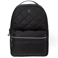 Moncler Gigi Quilted Backpack Black