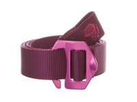 Mountain Hardwear Alloy Nut Belt Plum Belts Purple