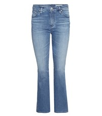 Ag Jeans The Jodi Crop Side Slit Blue