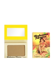 Thebalm Bahama Mama Bronzer Shadow And Contour Powder Bahamamama