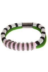 Missoni Roped Stripped Bangle