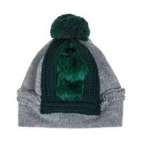 Bernstock Speirs Beanie Green Grey