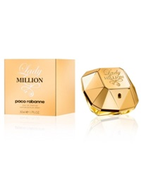 Paco Rabanne Lady Million Eau De Parfum 1.7 Oz