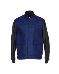 M.Grifoni Denim Coats And Jackets Jackets Men Blue