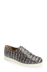 Anyi Lu International 'Lanna' Sneaker Women Black White Pitone