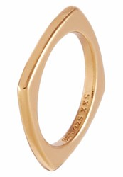 Pieces Julie Sandlau Ring Rose Goldcoloured